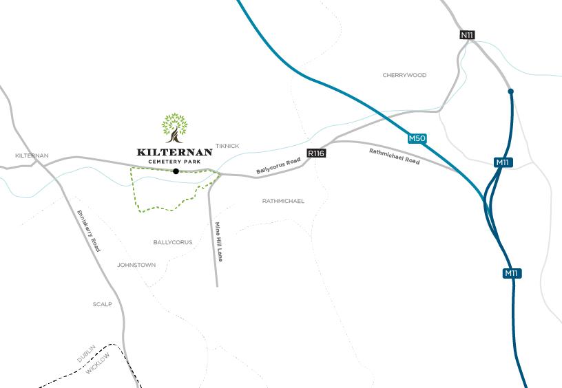 find kilternan