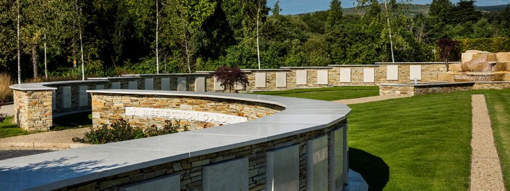 Columbarium Walls